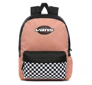 Vans Street Sport Backpack Rose Dawn
