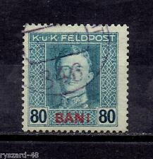 Austro-Hungarian army postal service 1917  -   Mi 13  ( Issue for Romania )