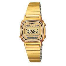 CASIO  Uhr  Digital   LA670WEGA-9EF goldfarben NEU