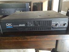 Qsc Rmx 2450 Power Amp