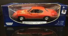 "1/18 MotorMax 1969 Pontiac GTO ""The Judge"""