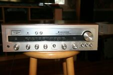 KENWOOD KR-2600 STEREO RECEIVER GOOD WORKING CONDITION