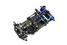 GL Racing GLR 1/27 RWD Chassis Kit  RC Cars Touring #GLR-001-NEL NO ELECTRONICS