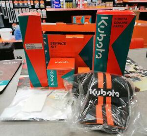 kubota genuine L1361 & L3200-DT Service kit W21TK 00045 + FREE GIFT & DELIVERY