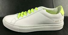 Common Projects Retro White Low Fluo White/Yellow 39 / 6 MSRP: $465