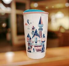 2019 Disney Parks Disneyland Starbucks Happiest Place On Earth Ceramic Tumbler