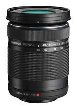 Olympus M.Zuiko Digital ED 40-150mm 40-150 1:4.0-5.6 R schwarz Fachhändler NEU