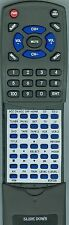 Replacement Remote for  McIntosh MHT100, HR044