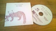 CD Indie Colt Silvers-Red Panda (14) canzone PROMO Deaf Rock Rec CB