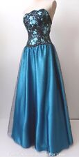 Alfred Angelo Strapless Beaded Evening Dress Size 8-10 (US 4-6)  rrp $1500.00