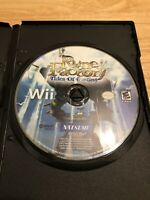 Rune Factory: Tides of Destiny Nintendo Wii 2011 DISC ONLY Tested Working RPG