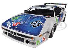 "BMW M1 PROCAR (E26) #55 ""HIS"" TEAM CASSANI WINKELHOCK 1/18 MINICHAMPS 180802955"