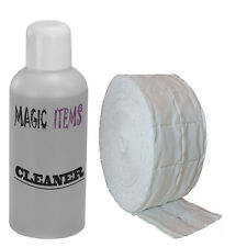 1000ml Nagel Cleaner Entfetter 500 Zelletten Set Reiniger klar