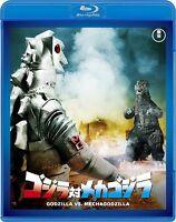Godzilla vs Mechagodzilla 60th Anniversary Edition Blu-ray Japan F/S