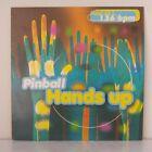 "Pinball – Hands Up (Vinyl, 12"", Maxi 33 Tours)"