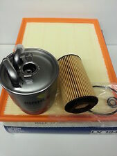 Mercedes Sprinter 209 211 213 CDi Oil Air Fuel Filter Service Kit Mahle 2006-10
