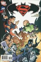 Superman Batman Comic Issue 52 Modern Age First Print 2008 Green Johnson DC