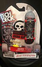 New Tech Deck ZERO Fingerboards Skateboards Series 2 JOHN RATTRAY Deck Model