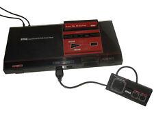 ## SEGA Master System 1 Konsole + Sonic 1 + Pad - TV- & Stromkabel ##