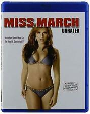 Miss March Unrated Cut Blu-ray NEW!