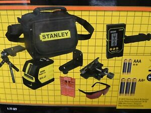 Stanley Fat Max SCL-D Cross Line Laser Level - NEW