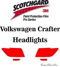 3M Scotchgard Paint Protection Film Pro Series Kit 2019 2020 Volkswagen Crafter