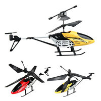 3.5 Channel RC I/R Remote Control Helicopter With Gyro LED Indoor Outdoor Fly