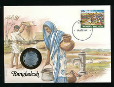 Numis-Brief aus Bangladesh  (B18)