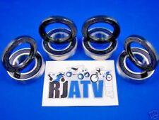 Yamaha YFM400 Grizzly IRS 2007-2008 Front Wheel Bearings & Seals Kit