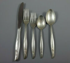 Sea Rose by Gorham Sterling Silver Flatware Set 8 Service 44 Pieces
