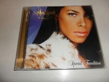 CD Aaliyah-I Care 4 U-Special Fan Edition)