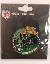 2018  Indianapolis Colts VS Oakland Raiders 10/28/18 GAME DAY PIN BRAND NEW