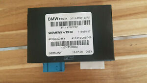 BMW 3 SERIES E90 E92 E93 Z4 E89 EDC-K Control Unit 6 785 193