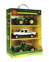 Toy Truck Set Tractor Vehicle 70Pc Farm Animal Boy Girl Christmas Gift Playset