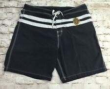 Polo Ralph Lauren Faded Gray Board Shorts Mens Sz 40 Mesh Lined 1967 Nautique