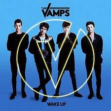 THE VAMPS WAKE UP CD - NEW RELEASE 2015