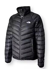 The North Face Women's Flare Down 550 Winter Jacket Puffer Coat Black Small