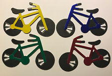 BIG Bicycle Bike Cycles Bikes Tour De France Racing Fun Die Cuts(Card Toppers)