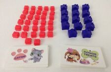 Littlest Pet Shop Edition Monopoly Part Houses and Cards Replacement Hasbro LPS