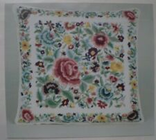 Smithsonian Chinese Floral Needlepoint kit ~Vintage 1990 by It's Polite To Point 00004000