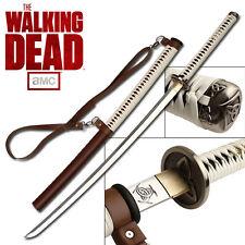 High Quality Sharp Walking Dead Michonne's Katana Sword Full Tang