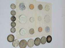 22 Us Coins-Us Phili Mint-Silver Ben Franklin-Kennedy-Silver Dimes-Others