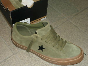Converse One Star Ox Olive 42
