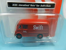 CLASSIC METAL WORKS 30386 IH METRO DELIVERY TRUCK SWIFT 1:87