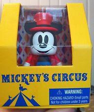 DISNEY VINYLMATION RING MASTER MICKEY MICKEYS CIRCUS EVENT RINGLEADER