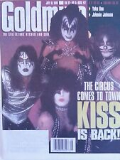 KISS     GOLDMINE   JULY 19, 1996