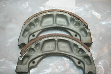 nos yamaha motorcycle  brake shoes 5h0-w2535 14a-w2535 4be-w253e xt225 ttr90 110