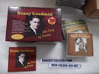 CD Jazz Benny Goodman - The King Of Swing (.. Song) 20 CD Box * TIM INTERNATIONA
