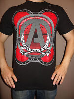 Atreyu Congregation of the Damned Tour 2010 Cotton Graphic Tee Short Sleeve S