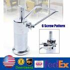 Barber Chair Replacement Hydraulic Pump 6 Screw Pattern Beauty Salon Universal